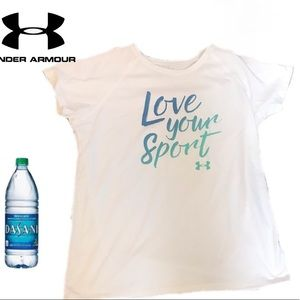 Under Armour Love Your Sport T-Shirt Youth XL